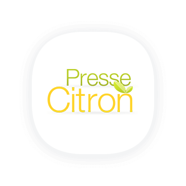 Spliiit i Presse Citron
