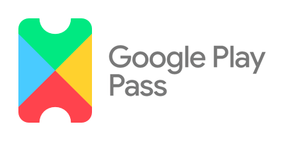 Logo Google Play Pass